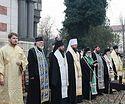 Иерархи Московского и Болгарского Патриархатов приняли участие в мероприятиях, посвященных 142-й годовщине освобождения Плевена от османского владычества