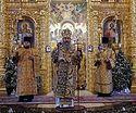 Предстоятель Украинской Православной Церкви совершил Литургию в Банченском монастыре и посетил окормляемые обителью детские учреждения