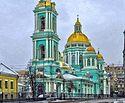 Святейший Патриарх Кирилл: Историческая роль Елоховского Богоявленского собора навсегда сохранится в благодарной памяти москвичей