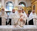 Патриарх Кирилл совершил отпевание протопресвитера Матфея Стаднюка
