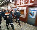 В Междуреченске почтили память горняков, погибших год назад в автокатастрофе