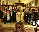 В Представительстве Русской Православной Церкви в Дамаске состоялось празднование Сретения Христова