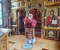 Святейший Патриарх Кирилл совершил Божественную литургию в день памяти равноапостольных Мефодия и Кирилла