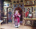 Святейший Патриарх Кирилл совершил Божественную литургию в день отдания праздника Пасхи