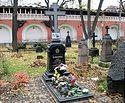 В Донском монастыре совершили панихиду у могилы И.С. Шмелева в 70-ю годовщину смерти писателя