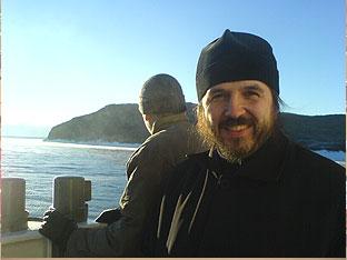 Благочинный Верхоленского благочиния о. Вячеслапав Пушкарев. Фото Иркутской епархии