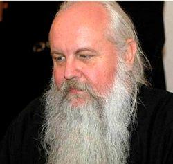Протоиерей Александр Лебедев, настоятель Спасо-Преображенского собора в г. Лос-Анжелесе
