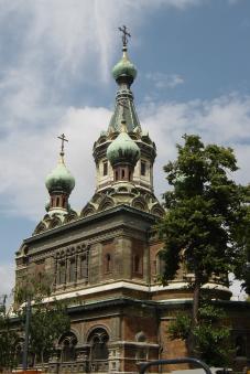 Свято-Николаевский собор в Вене