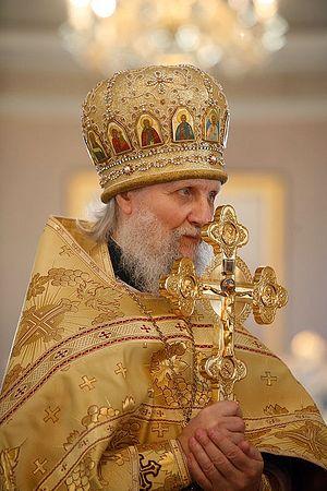 Протоиерей Владимир Диваков