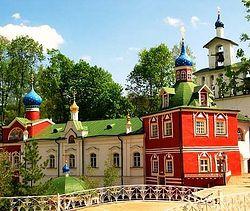 Загрузить увеличенное изображение. 514 x 386 px. Размер файла 73279 b.  Псково-Печерский Свято-Успенский монастырь