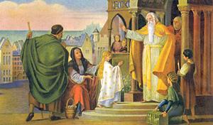 Введение во храм Пресвятой Богоотроковицы