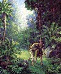 Изгнание Адама и Евы и Рая