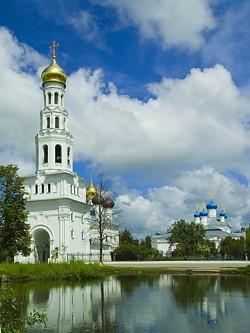 Храмовый комплекс в Завидове