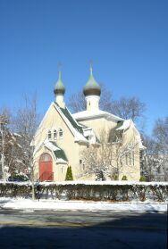 Церковь Богоявления в Бостоне
