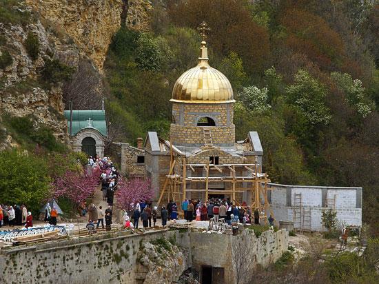 Храм во имя великомученика и Победоносца Георгия. Современный вид. Фото: Юрий Данилевский