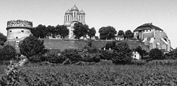 Замок князя Острожского в Остроге