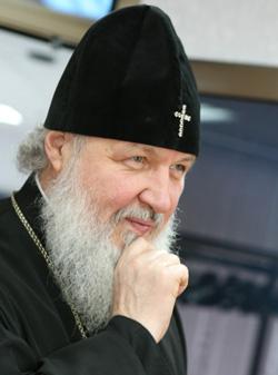 Местоблюститель Патриаршего Престола митрополит Кирилл
