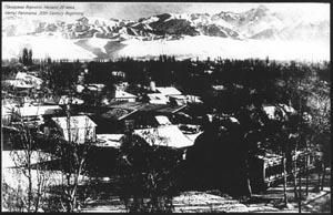Г.Верный. Начало XX века