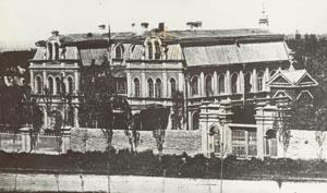 Архиерейский дом в Верном