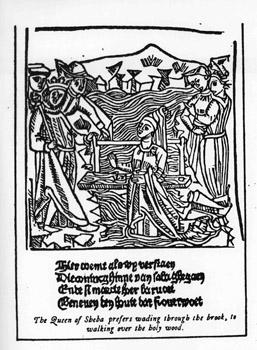 Прообразы Честного Древа Креста. Илл. 3
