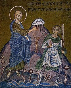Каин как символ нераскаянного грешника