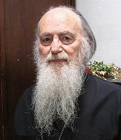 Протоиерей Михаил де Кастельбажак