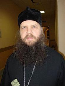 Иеромонах Дамаскин (Кристенсен)
