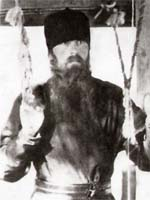 Riassophore-Monk Ferapont (Pushkarev) of Optina. Killed by a satanist on Pascha, 1993