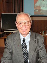 Председатель Общества православных врачей России профессор Александр Недоступ