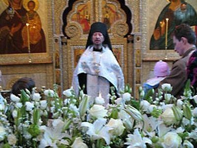 В ожидании Воскресения Христова