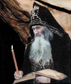 Схиигумен Илий (Ноздрев)