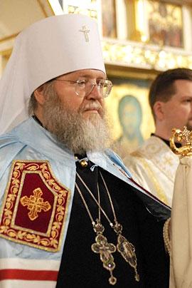 Митрополит Иларион (Капрал). Фото: synod.com