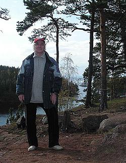 Георгий Фурсей, председатель Санкт-Петербургского отделения Российской академии естественных наук