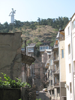 «Вифлеемский квартал» в Тбилиси