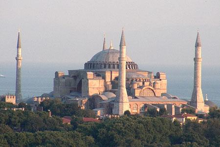 Храм св. Софии. Современный вид