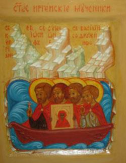 Святые Иргенские мученики. До 1917 года об этих святых знала вся Сибирь