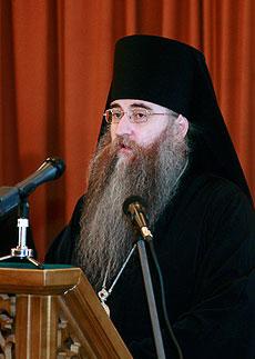 Епископ Саратовский и Вольский Лонгин. Фото: Патриархия.Ru