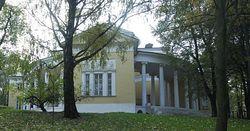 Дворец в Люблино