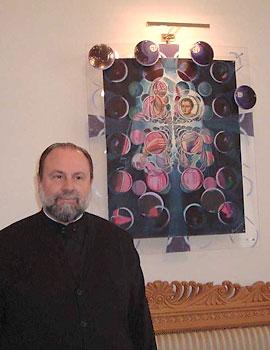 Епископ Афанасий (Хатзопулос), глава Представительства Элладской Православной Церкви при ЕС