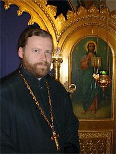 Протоиерей Антоний Ильин