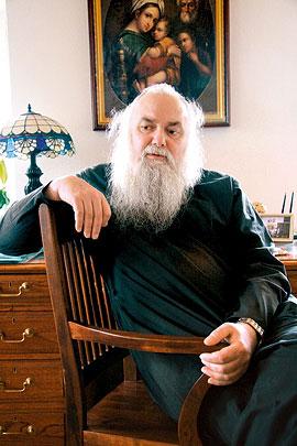 Отец Алексий Василенко, в постриге иеромонах Петр