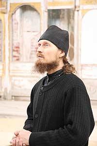 Настоятель монастыря игумен Иосиф