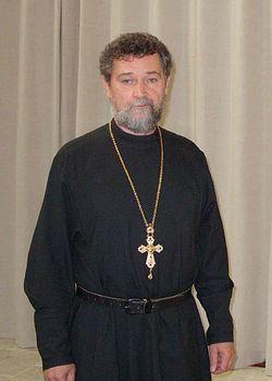 Протоиерей Сергий Овсянников