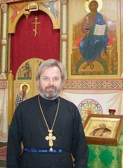 Протоиерей Григорий Красноцветов