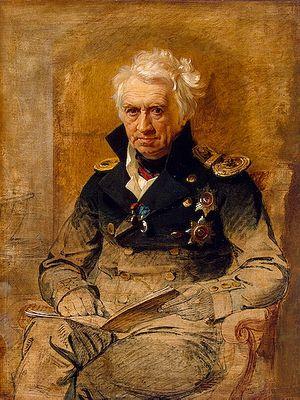Адмирал Александр Семенович Шишков (1754-1841)