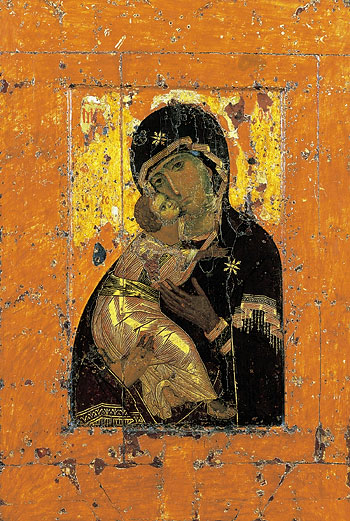 Vladimir Icon of the Mother of God. Commemorated May 21/June 3; June 23/July 6; and August 26/September 8