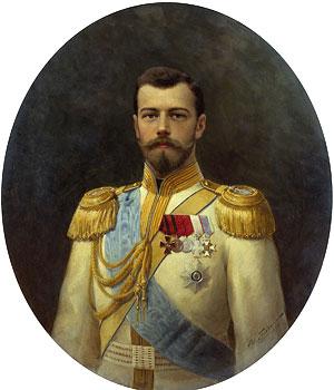 Илья Галкин. Николай II. 1898 г.