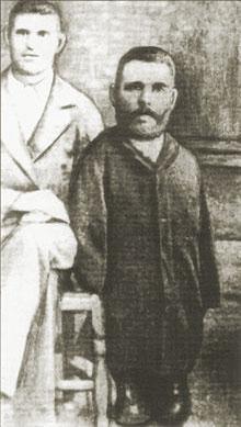Григорий Журавлёв с братом