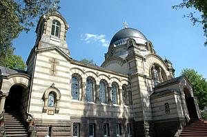 Храм в Бад-Киссингене