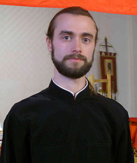 Диакон Андрей Борисюк